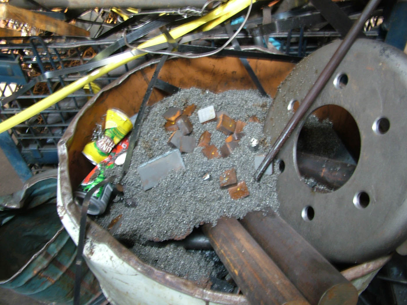 lawndale forge recyclingS