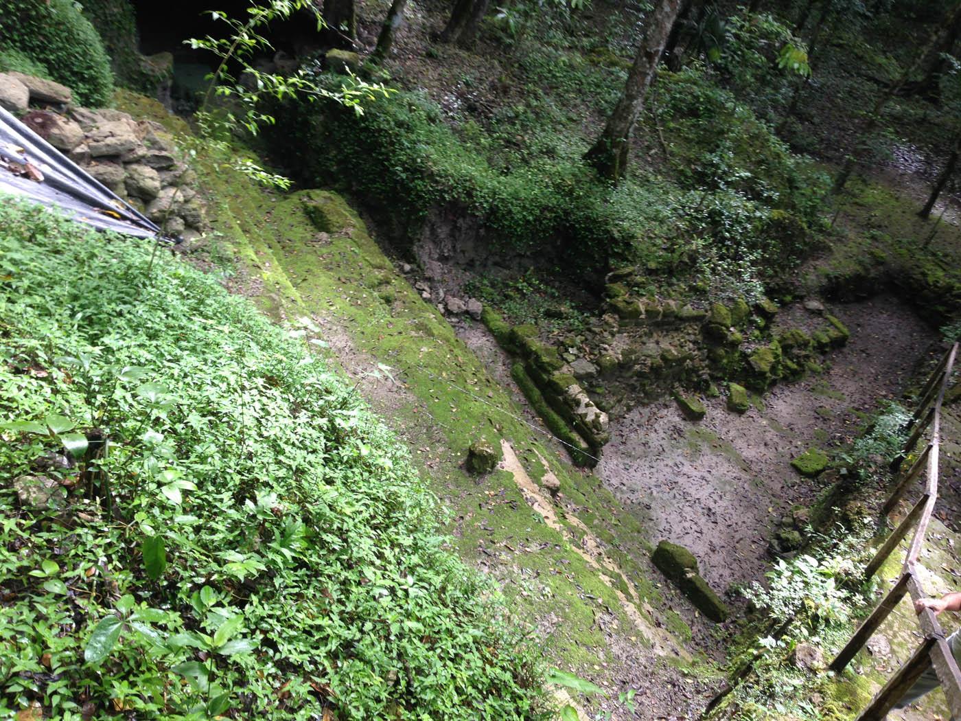 View down escala La Da grpS