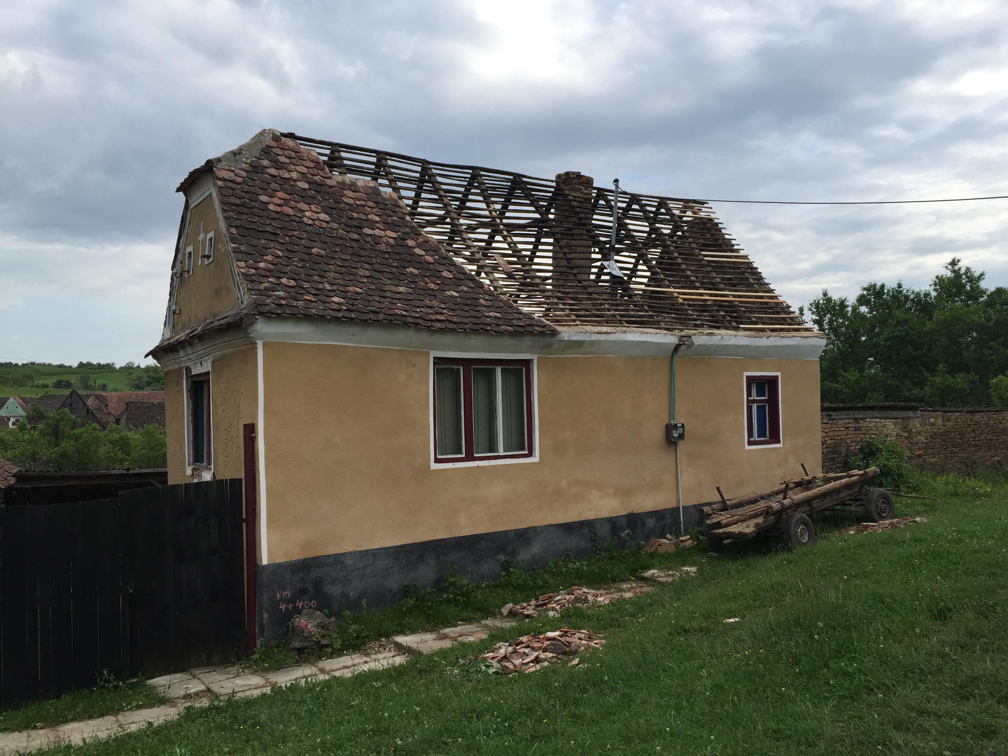 daia roof repair