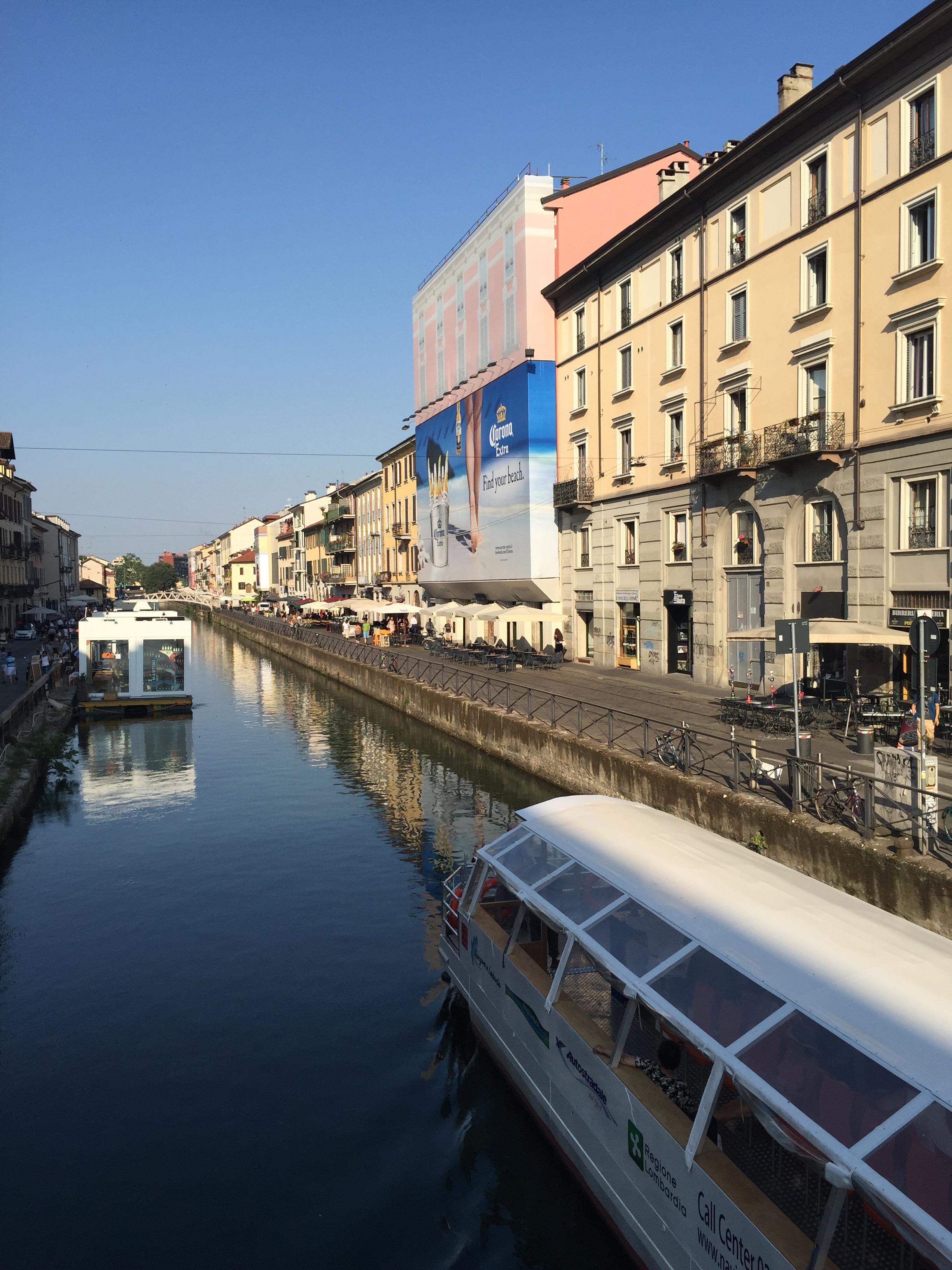 Invigli Via Ascanio boats bldgs
