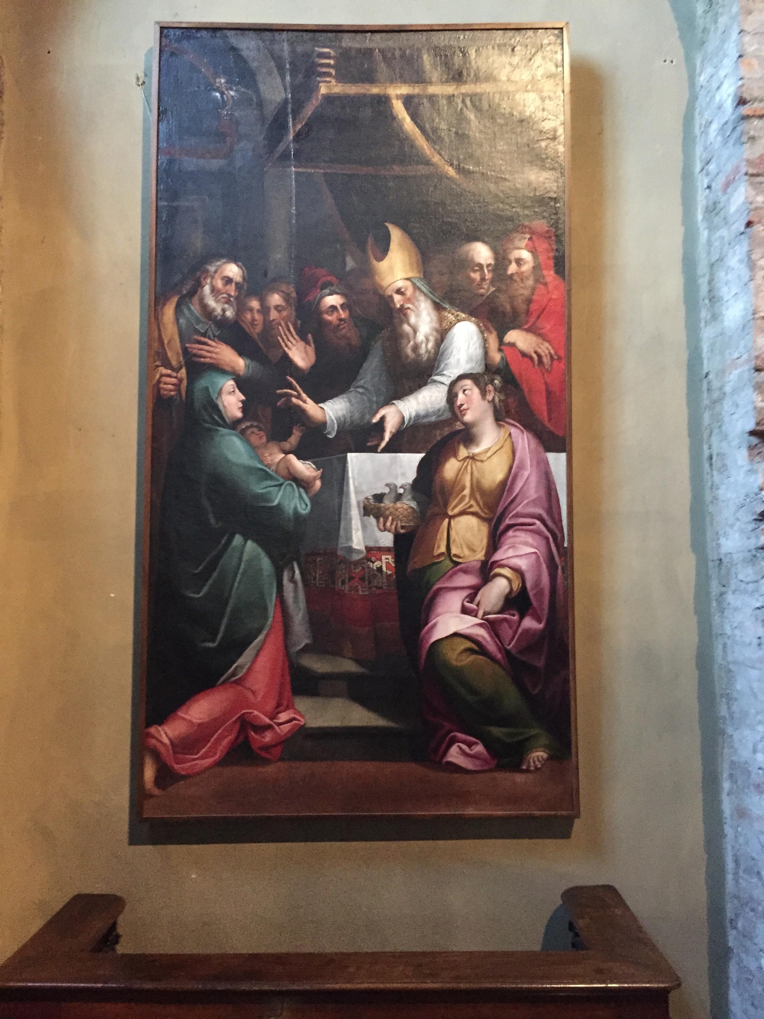 S. Lorenzo Maggiore Barok ptg