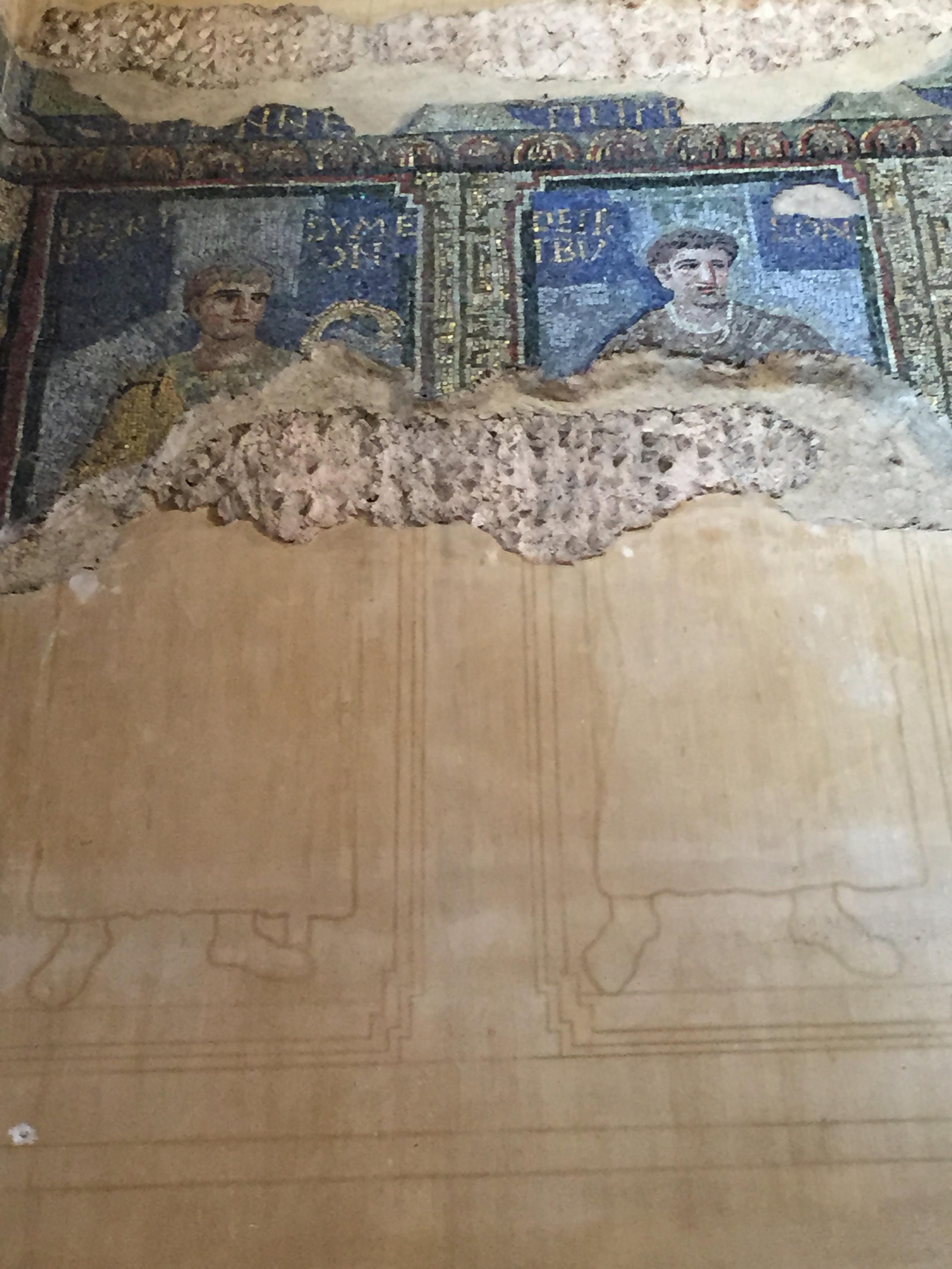S. Lorenzo Maggiore C mosaics