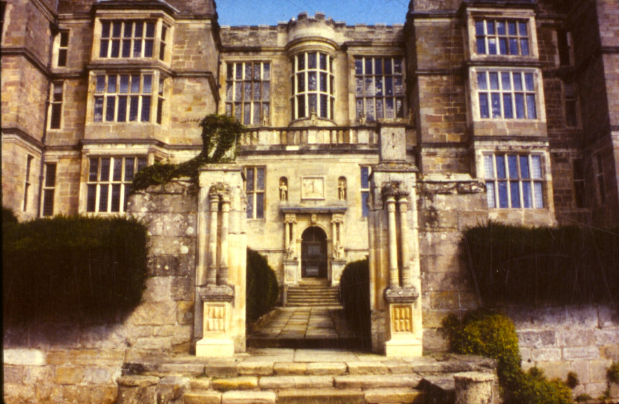 Fountains Hall
