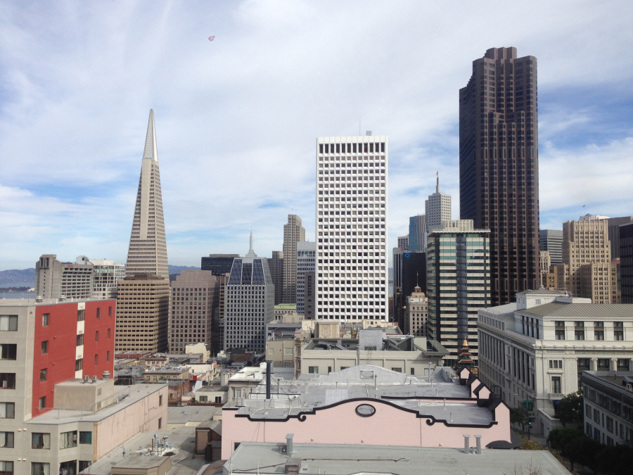 SF from univ club
