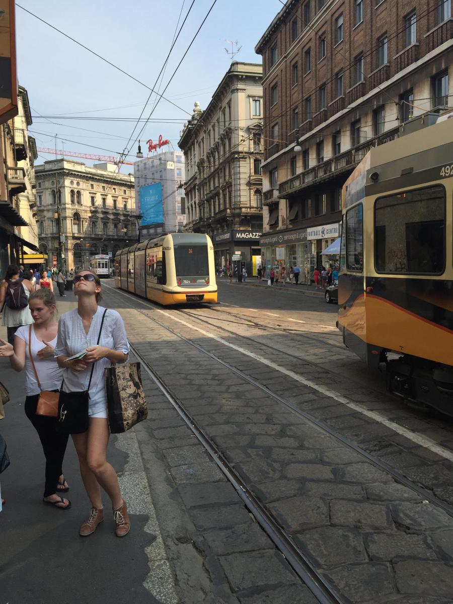milano-trams