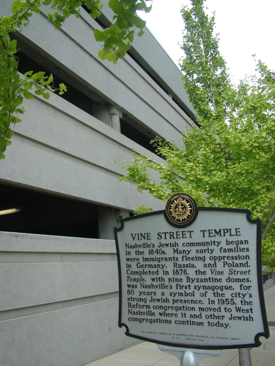 plaque parking