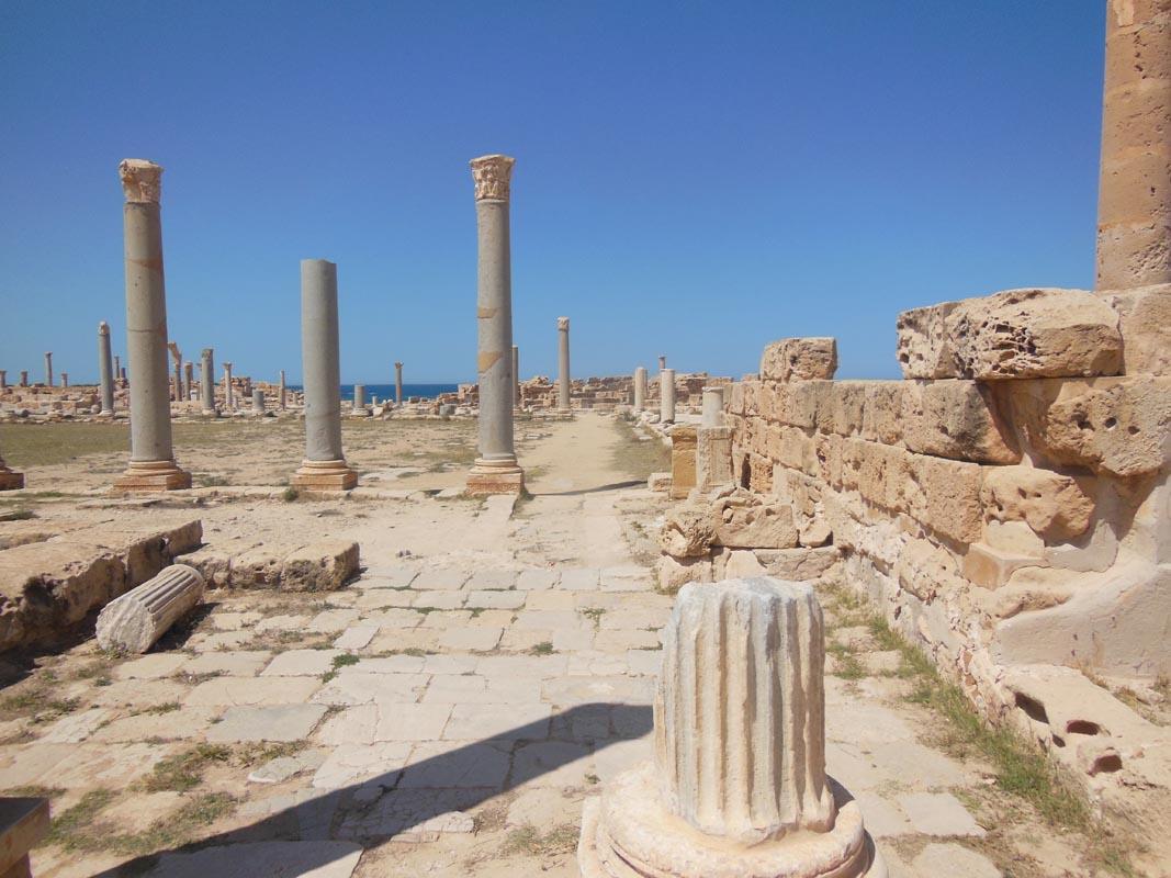 columns nr fount