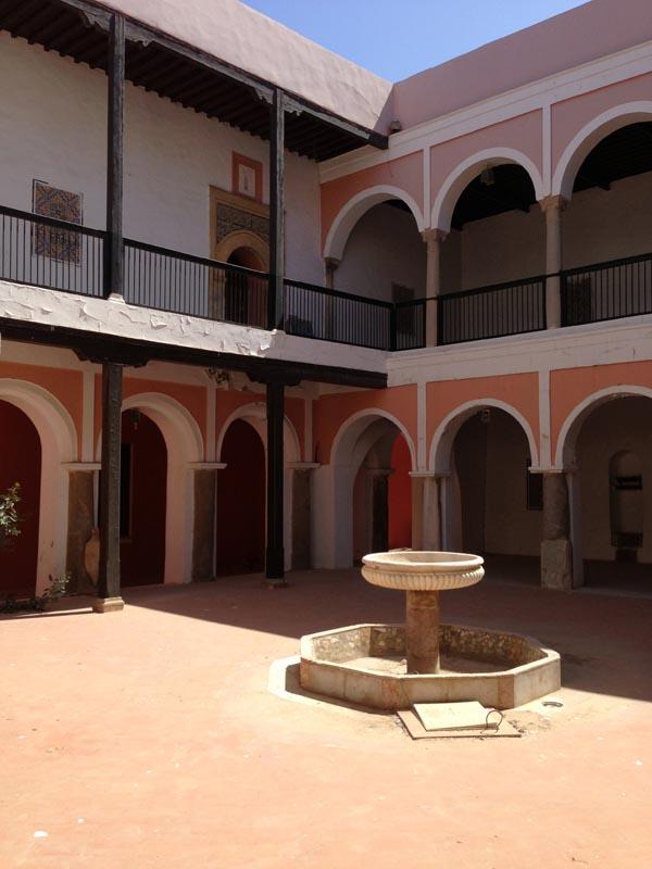 courtyard b