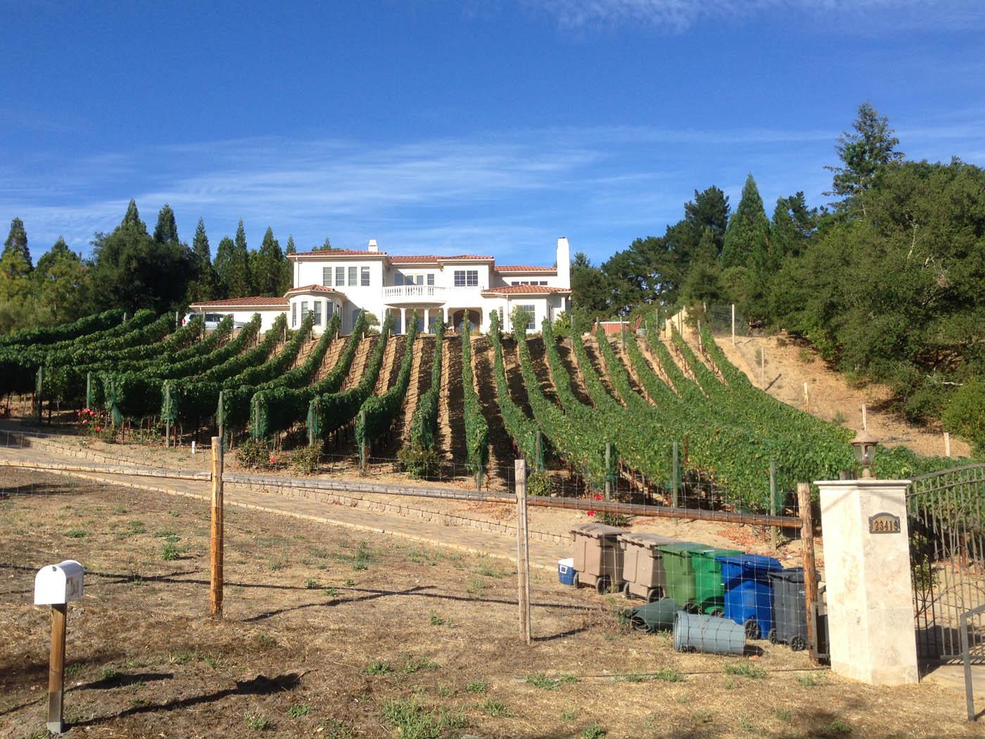 villa best winery houseS