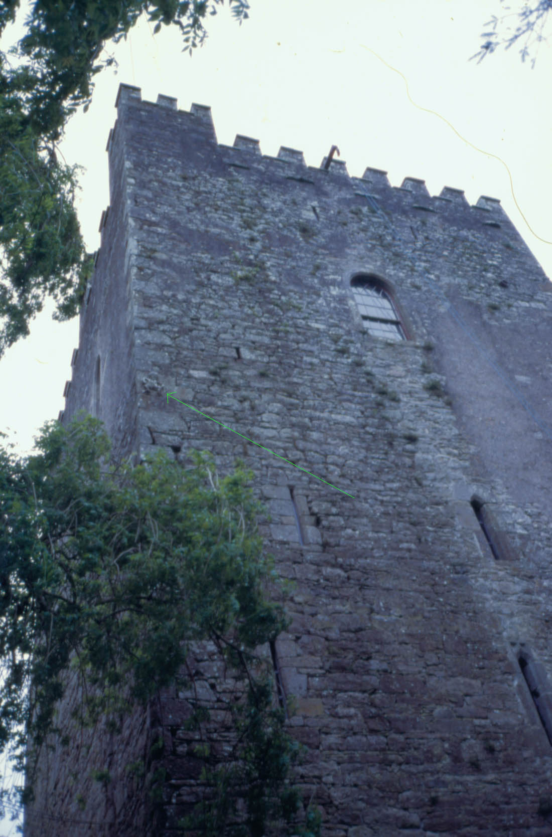 ballaghmore castle sng