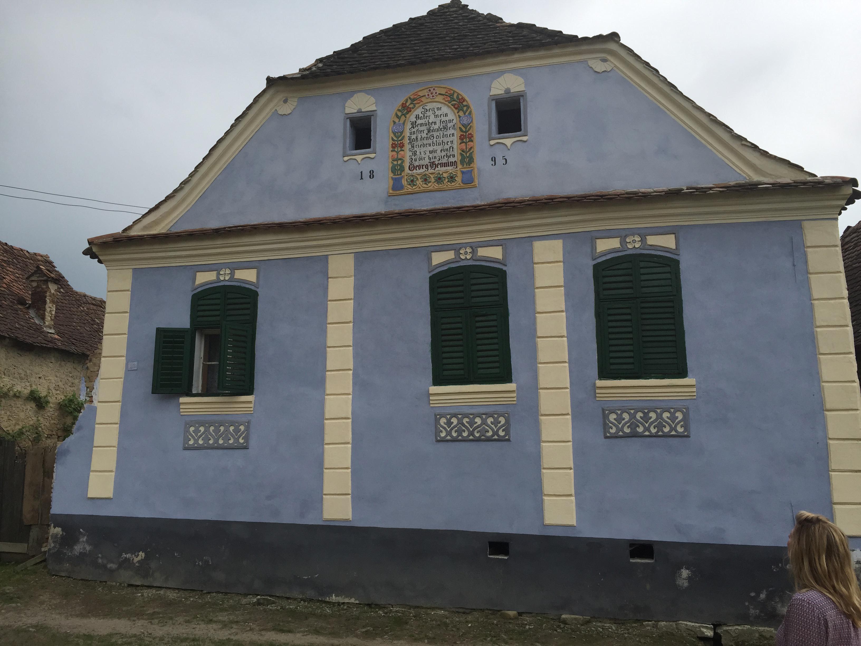 daia blue house best