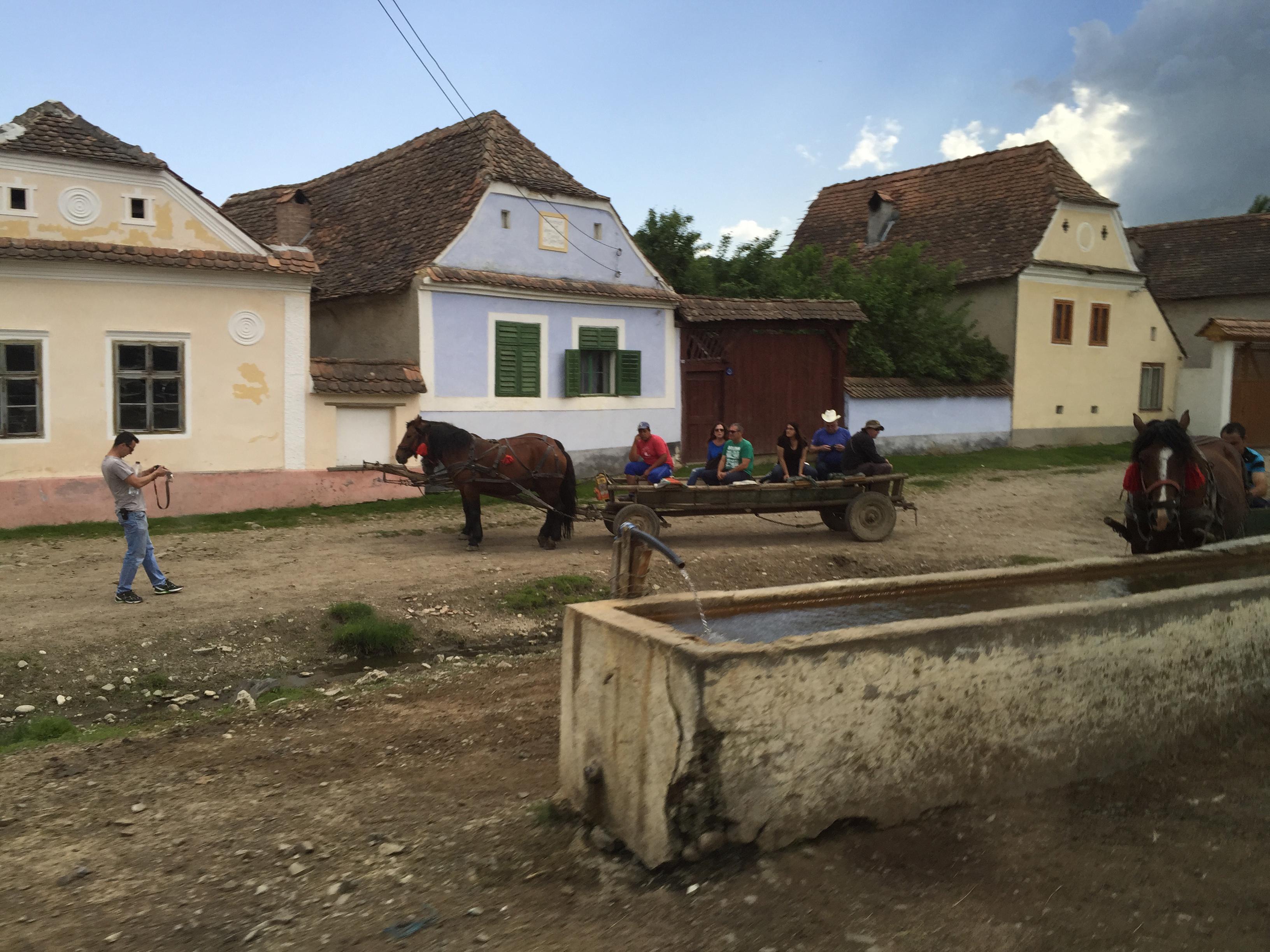 village view viscri