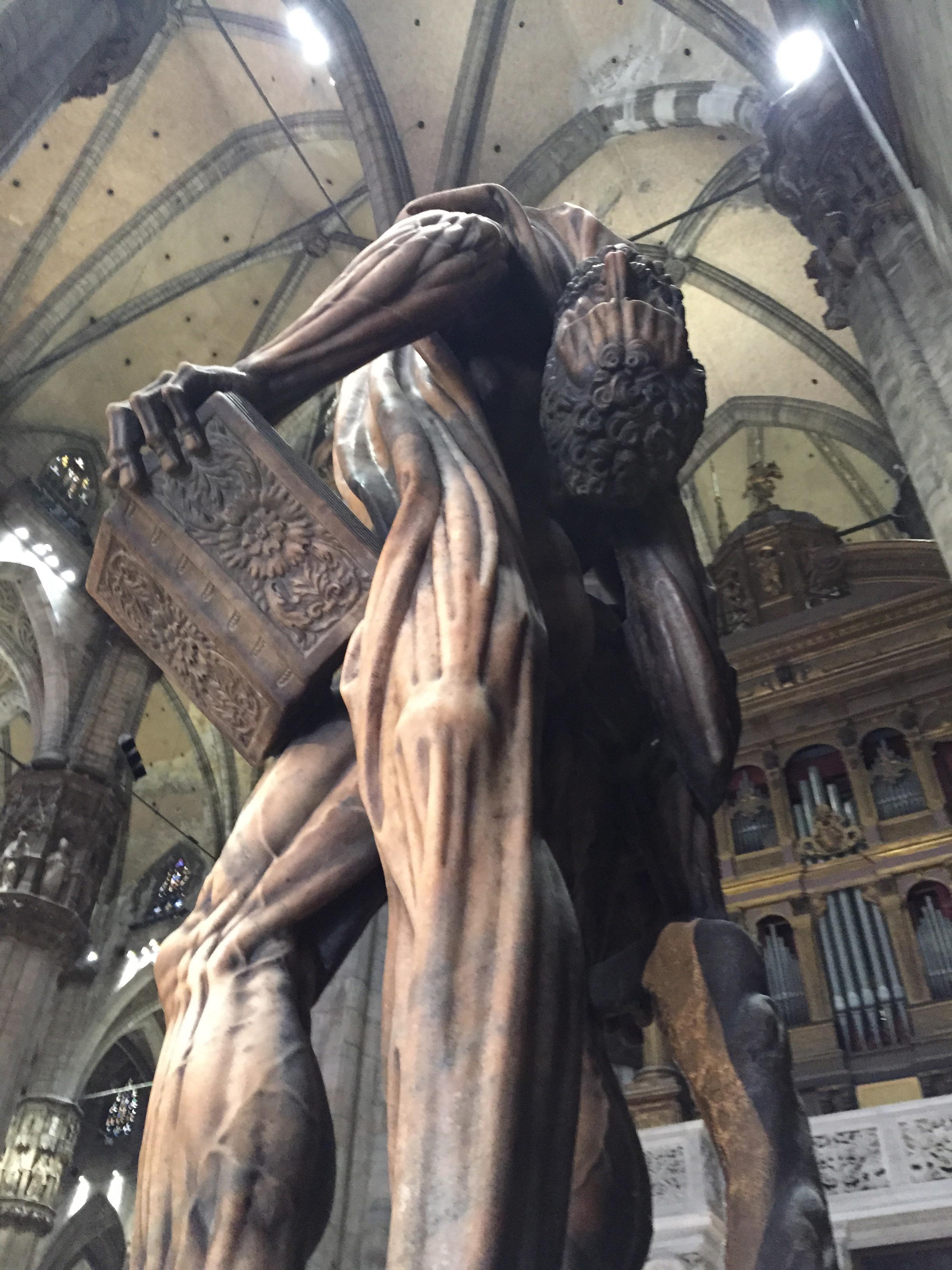 Duomo St. Barth rear