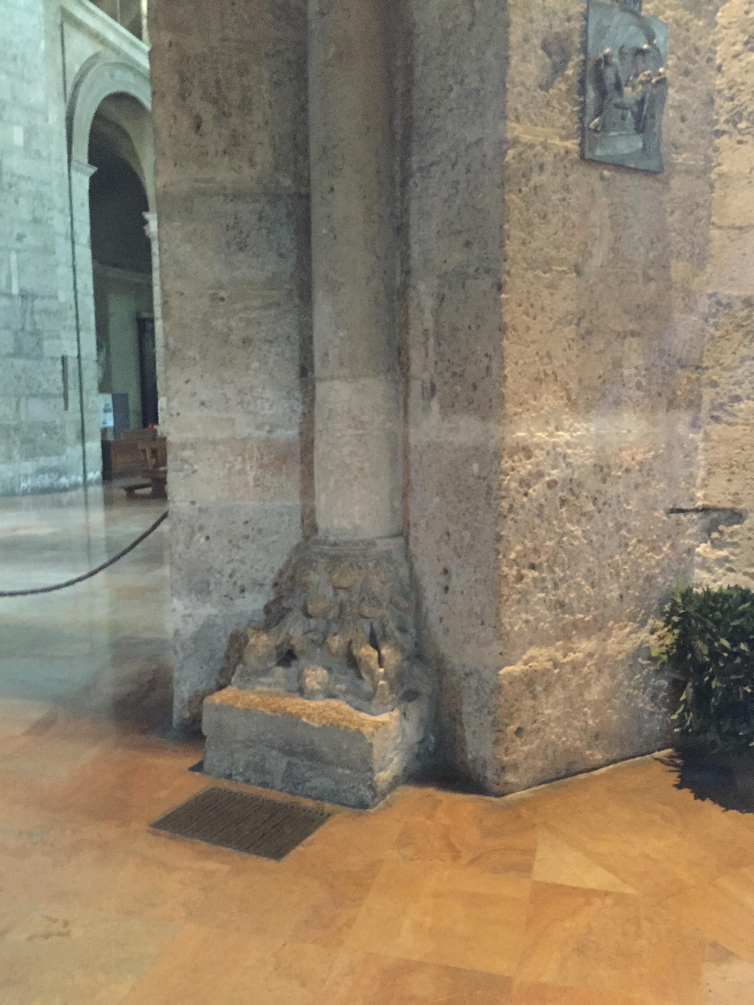 S. Lorenzo Maggiore upside capital