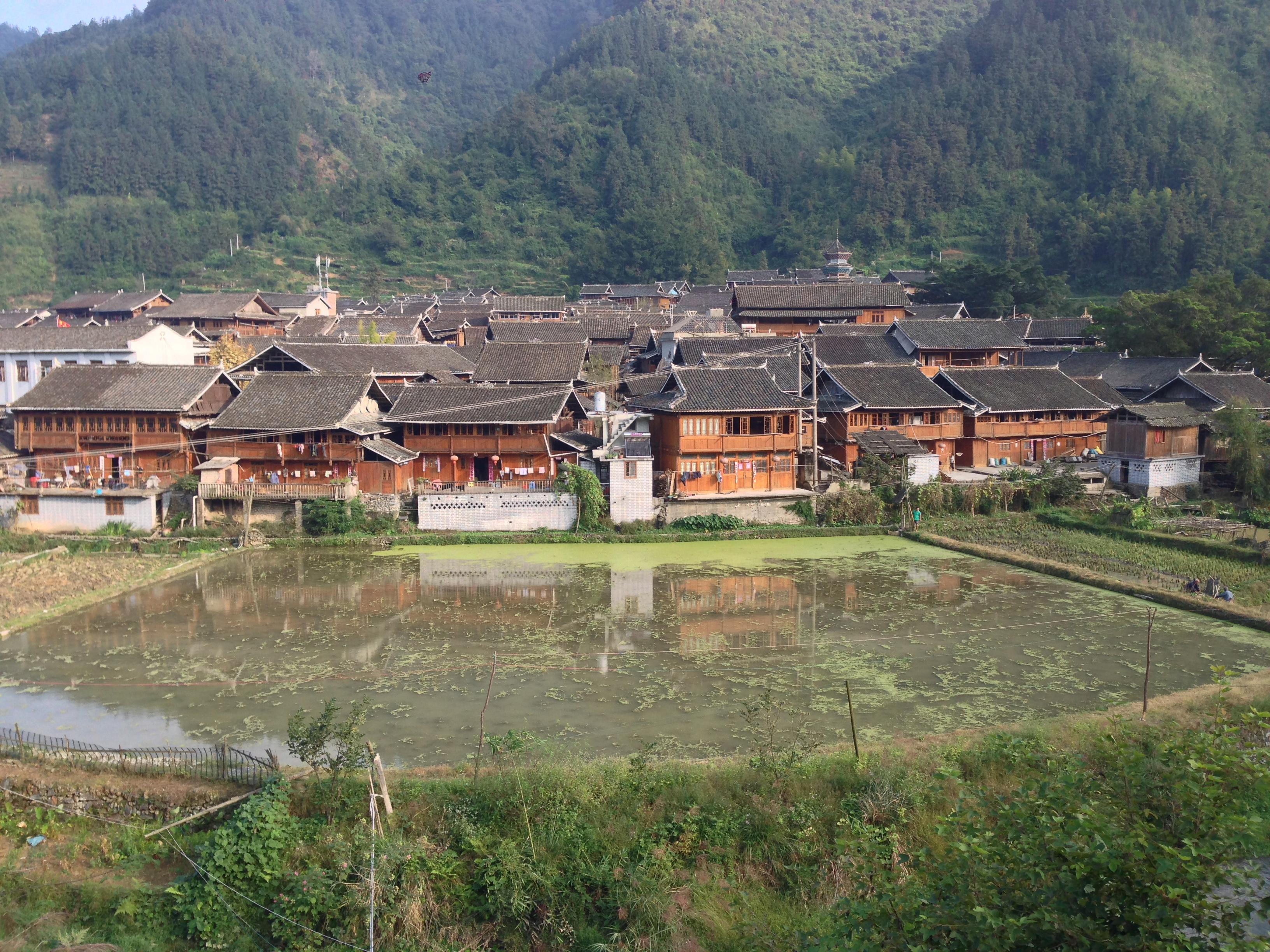 guizhou-town-view
